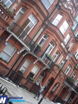 Professional Window Cleaners in Mayfair W1