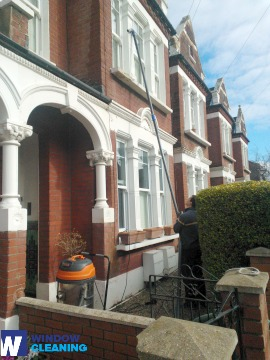 Expert Window Cleaning in Kensington W8